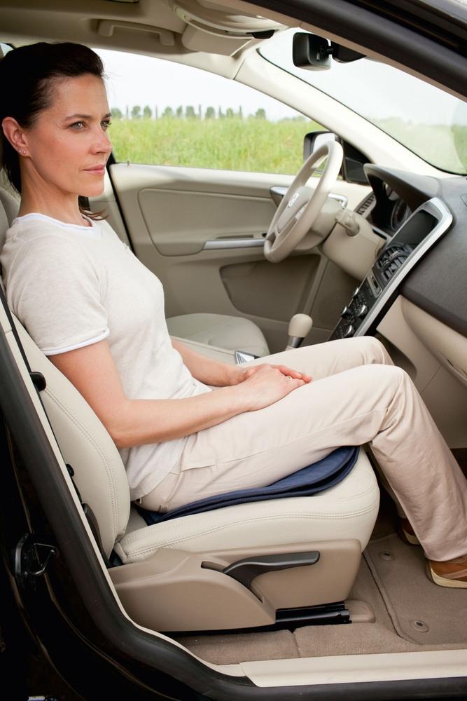 Russka Drehkissen Umsetzhilfe Drehhilfe für Autositze