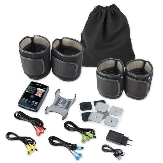 Beurer EMS-Muskelstimulationsgerät EM 95 Bluetooth