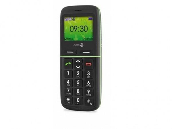 Doro Mobiltelefon 345 gsm Schwarz
