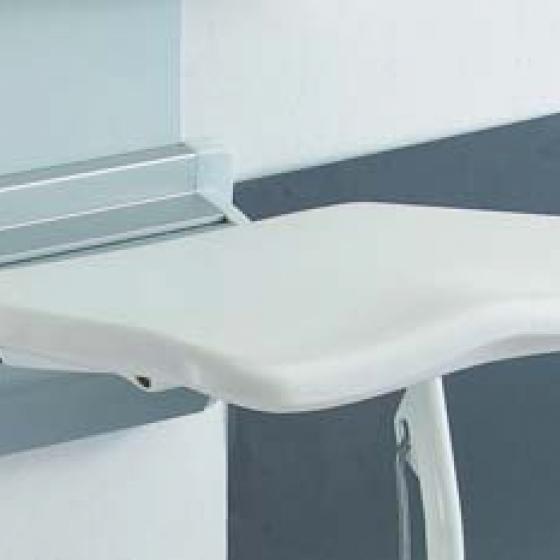 Invacare Futura R8802 Duschklappsitz