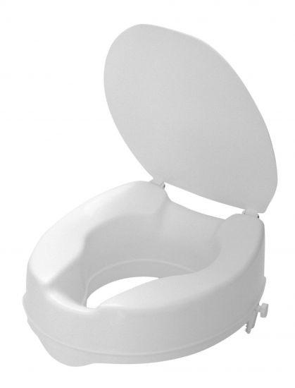 Toilettensitzerhöher RTS mit Deckel