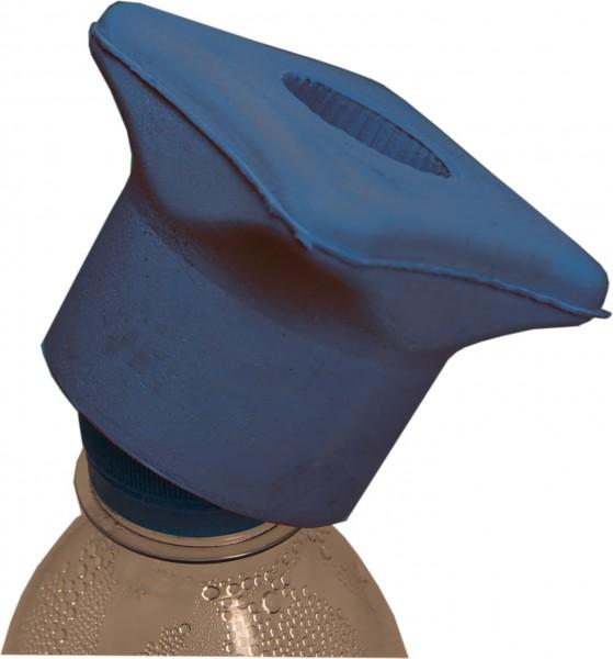 Schraubverschlussöffner blau