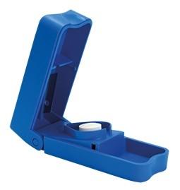 Tablettenteiler STANDARD COLOR blau