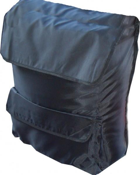 Rollstuhl Shoppingtasche Schwarz