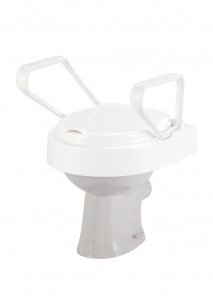 Meyra Trilett II Toilettensitzerhöher mit Armlehnen
