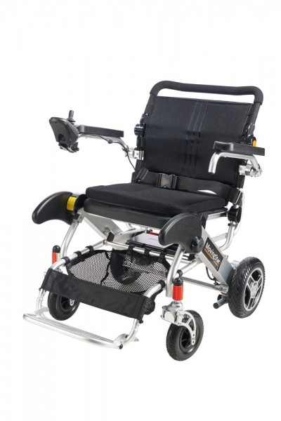 MovingStar faltbarer Elektrischer Rollstuhl Modell 401 schwarz