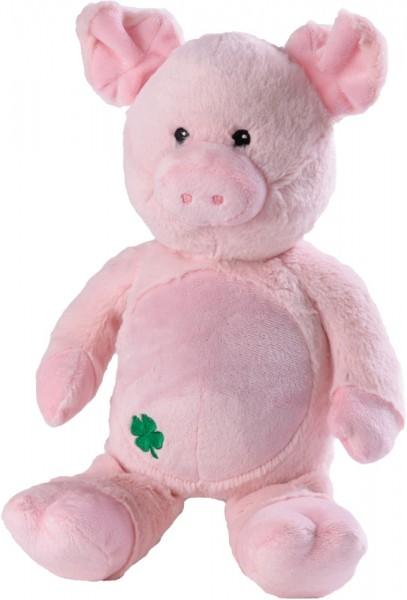 Wärmekuscheltier Warmies Beddy Bear Glücksschwein