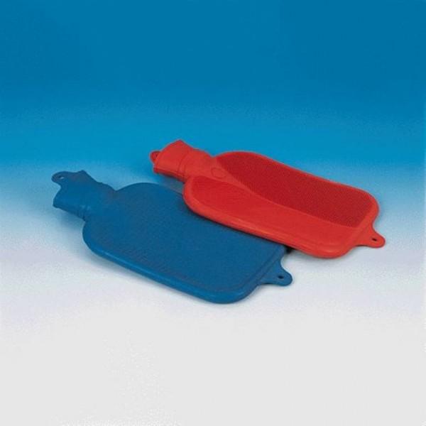 Wärmflasche aus Gummi