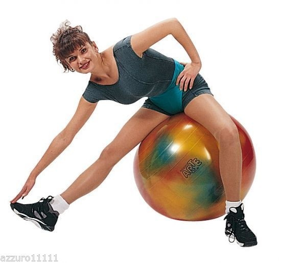 Gymnic Gymnastikball Arte