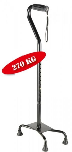 3 XL Vierfuß-Gehhilfe bis 270 kg belastbar