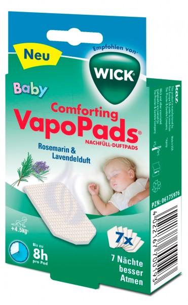 Wick Vapo Pads 7 Rosmarin Lavendel