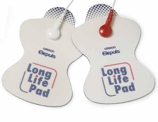 OMRON Elektroden Long Life