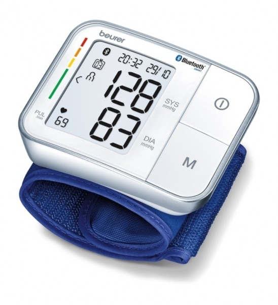 Beurer Handgelenk-Blutdruckmessgerät BC 57 Bluetooth