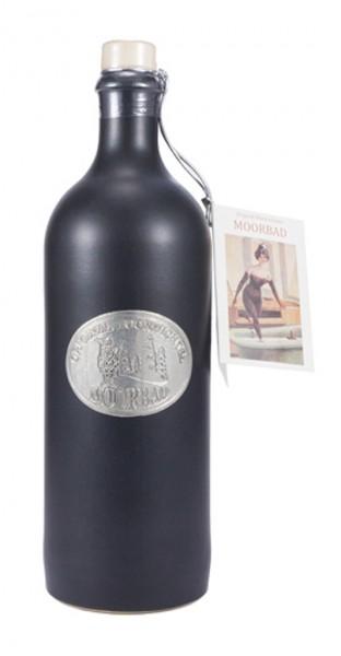 Moorbad 750 ml in der Steingut-Flasche