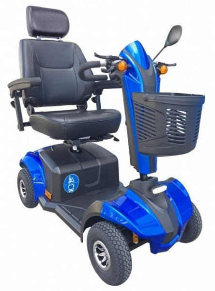 Mobilis Scooter M55 blau