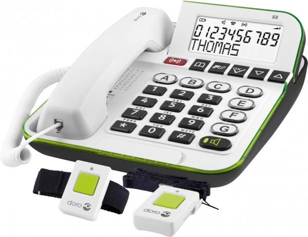 Doro Großtastentelefon Secure 350