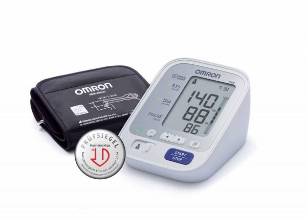 Omron Oberarm-Blutdruckmessgerät M400