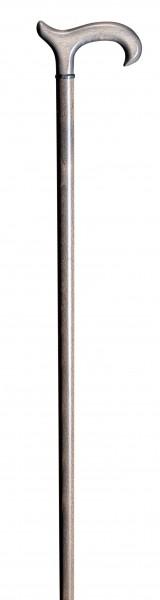 Gehstock aus Holz Trend Derby Frost Gray Grau Gehhilfe Spazierstock Buchenholz