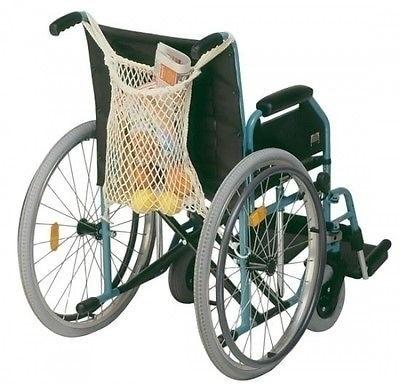 Rollstuhlnetz natur