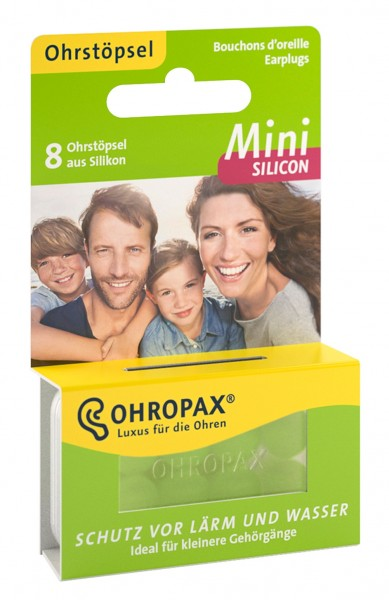 OHROPAX Mini Silicon