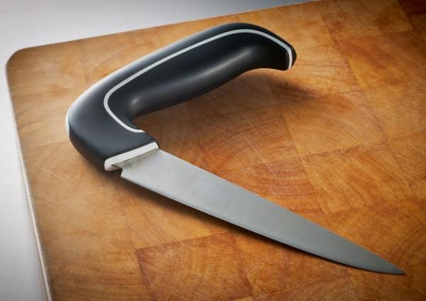 Swereco Küchenmesser glatte Klinge