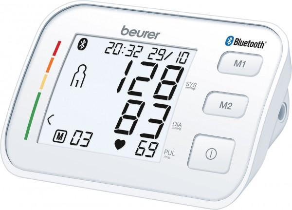 Beurer Oberarm Blutdruckmessgerät BM 57 Bluetooth